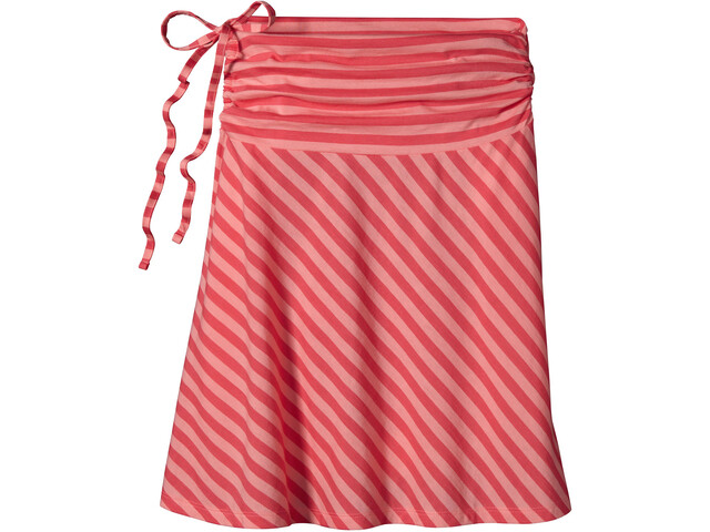 Patagonia Lithia Skirt Dam vista stripe: pickled pink